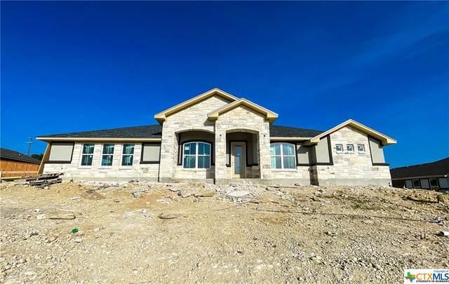 2012 Box Canyon, Nolanville, TX 76559 (MLS #446890) :: RE/MAX Family