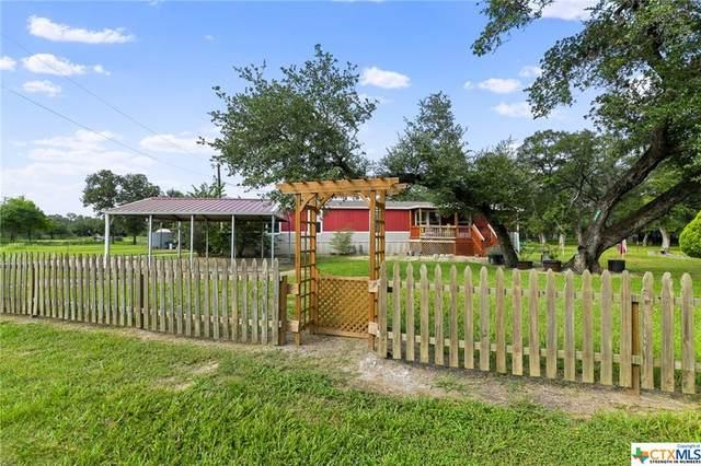 480 Kendall Road, Cuero, TX 77954 (MLS #446914) :: Brautigan Realty