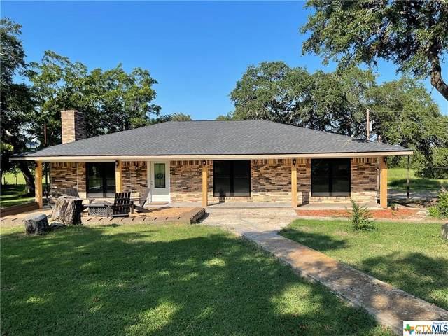 1009 County Road 312, Edna, TX 77957 (MLS #446922) :: Rebecca Williams