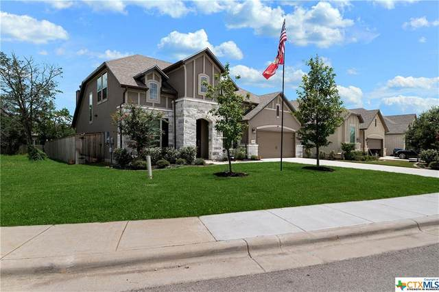 1105 Carriage Loop, New Braunfels, TX 78132 (MLS #446950) :: The Zaplac Group