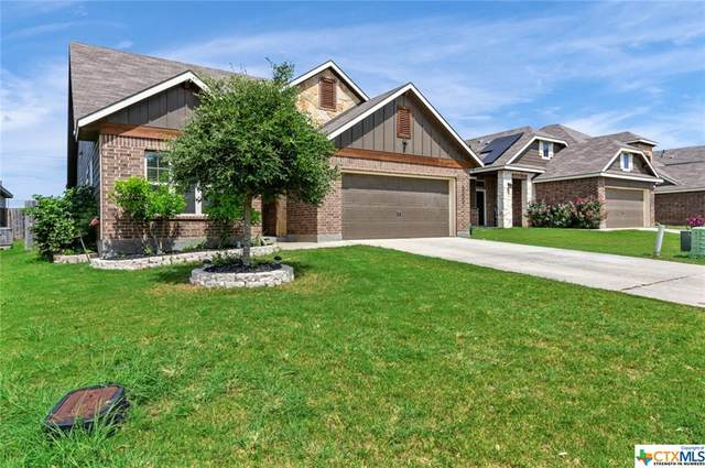 1222 Amber Dawn Drive, Temple, TX 76502 (MLS #446967) :: The Zaplac Group