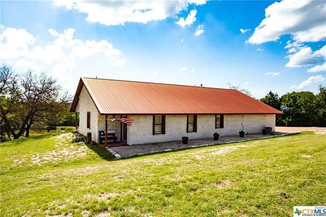298 County Road 3371, Kempner, TX 76539 (MLS #446968) :: Texas Real Estate Advisors