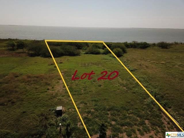 Lot 20 Sago Drive, Port Lavaca, TX 77979 (MLS #446980) :: RE/MAX Family