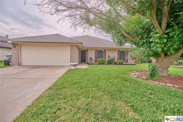 4411 Blueduck Drive, Killeen, TX 76549 (MLS #446992) :: Vista Real Estate