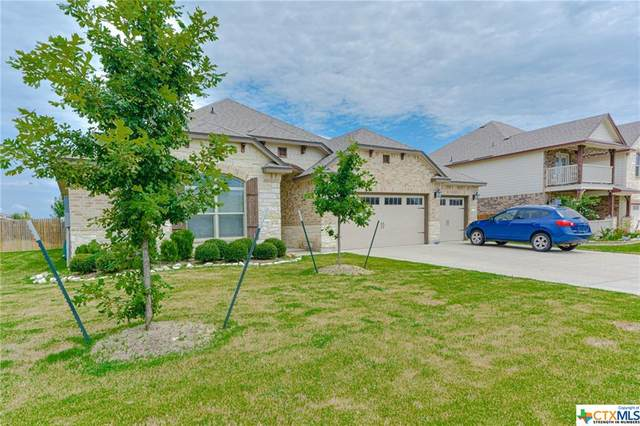 4514 Guilford Drive, Belton, TX 76513 (MLS #447005) :: The Real Estate Home Team
