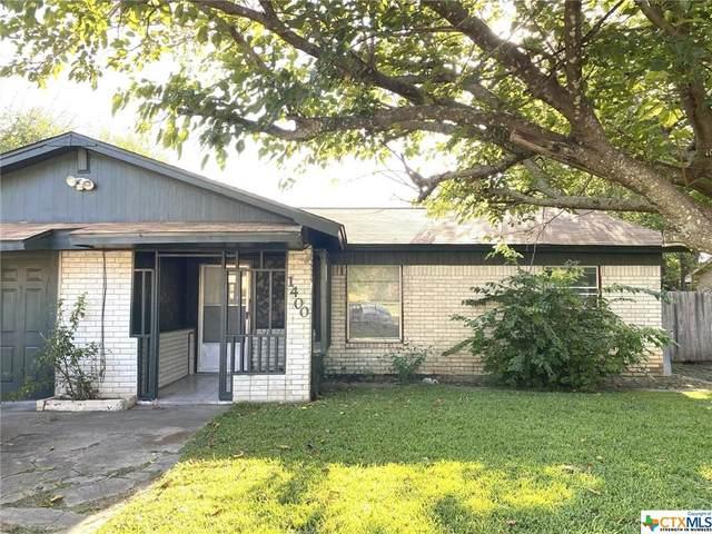 1400 Rose Avenue, Killeen, TX 76543 (MLS #447016) :: RE/MAX Family