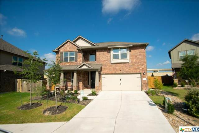 718 Hereford Loop, Hutto, TX 78634 (MLS #447026) :: The Zaplac Group