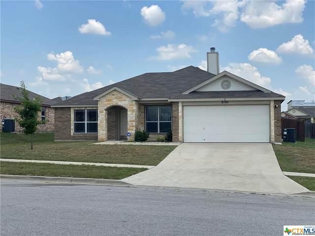 2101 Bald Eagle Court, Killeen, TX 76549 (MLS #447051) :: Rebecca Williams