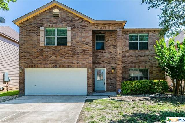 8721 Sage Meadow Drive, Temple, TX 76502 (MLS #447053) :: RE/MAX Family