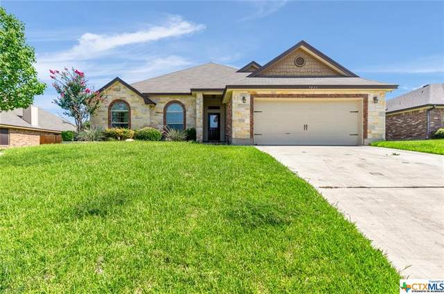 7806 Dudleys Draw Drive, Temple, TX 76502 (MLS #447054) :: The Zaplac Group