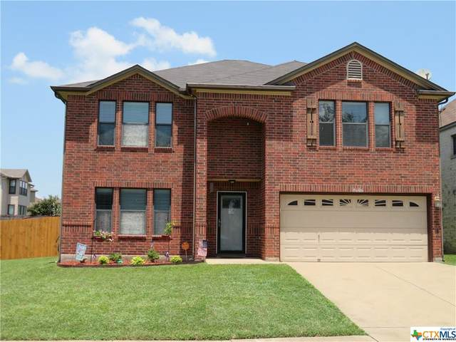 8606 Sage Meadow Drive, Temple, TX 76502 (MLS #447061) :: The Zaplac Group