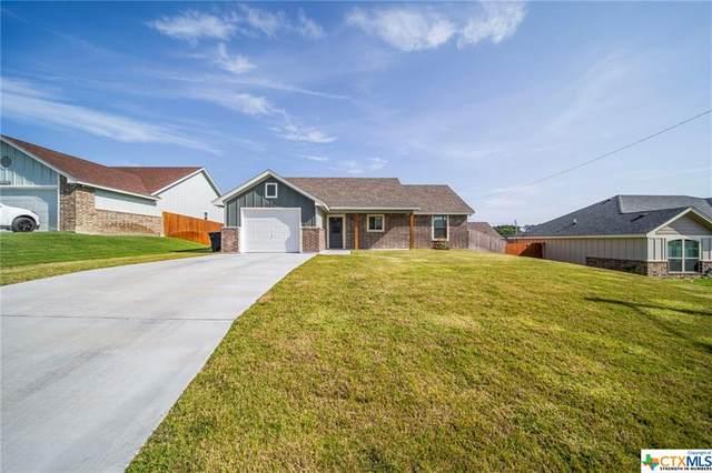 1135 Limestone Drive, Lampasas, TX 76550 (#447077) :: First Texas Brokerage Company