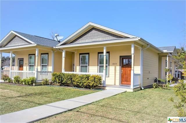 602 & 604 E Juan Linn Street A, Victoria, TX 77901 (MLS #447094) :: Rebecca Williams