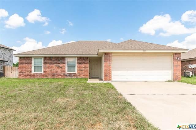 906 Leah Drive, Troy, TX 76579 (MLS #447103) :: Vista Real Estate