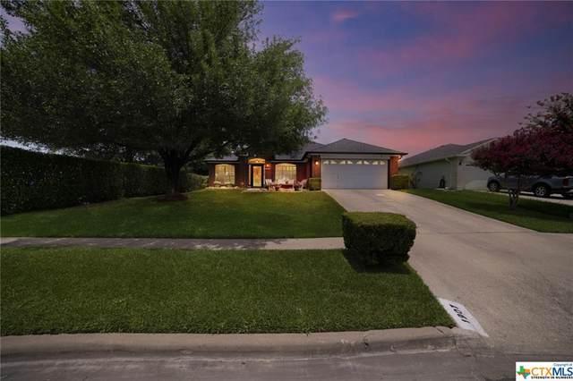 1907 Grey Fox Trail, Killeen, TX 76543 (MLS #447105) :: The Real Estate Home Team