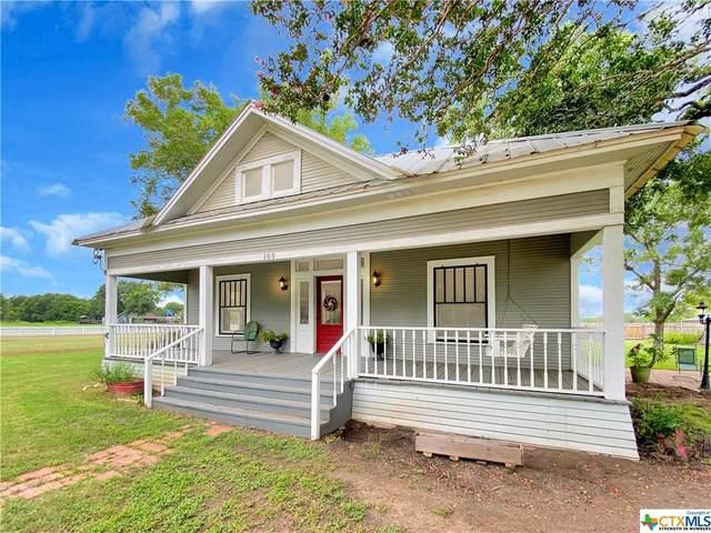 105 S Artesia Avenue, Nixon, TX 78140 (MLS #447119) :: Kopecky Group at RE/MAX Land & Homes