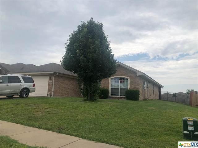 5610 Drystone Lane, Killeen, TX 76542 (MLS #447121) :: The Real Estate Home Team