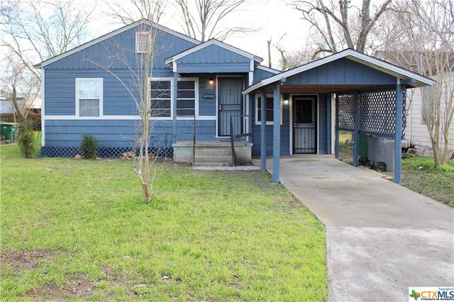 1409 E Mistletoe Avenue, Victoria, TX 77901 (MLS #447122) :: Rutherford Realty Group