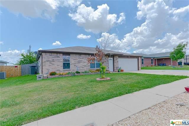 4208 Stallion Drive, Killeen, TX 76549 (MLS #447127) :: The Real Estate Home Team