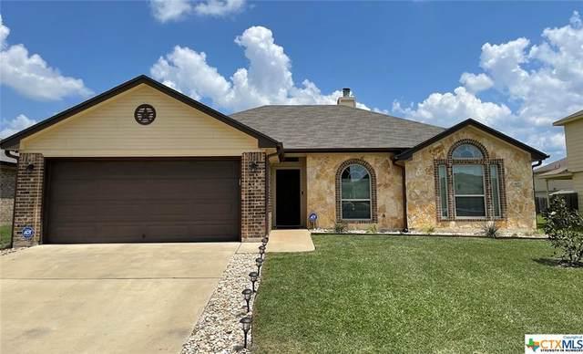 407 E Vega Lane, Killeen, TX 76542 (MLS #447144) :: Rebecca Williams