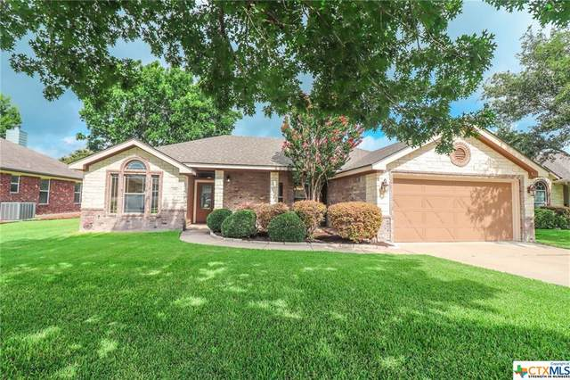 2116 Carriage House Drive, Temple, TX 76502 (MLS #447149) :: The Zaplac Group