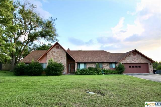3809 Buffalo Trail, Temple, TX 76504 (MLS #447155) :: The Real Estate Home Team