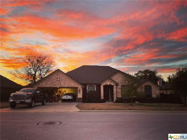 7034 Chimney Hill Drive, Nolanville, TX 76559 (MLS #447162) :: RE/MAX Family