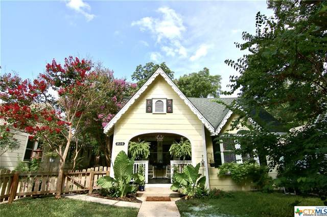 916 N 5th Street, Temple, TX 76501 (MLS #447164) :: The Real Estate Home Team