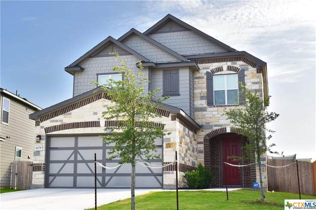 629 Pond Springs, New Braunfels, TX 78130 (MLS #447186) :: The Real Estate Home Team
