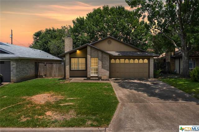 2722 Bowie Trail, Temple, TX 76502 (MLS #447193) :: The Barrientos Group