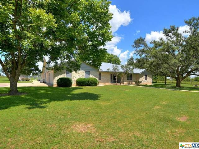 250 Miller Hill Road, Georgetown, TX 78626 (MLS #447198) :: The Real Estate Home Team