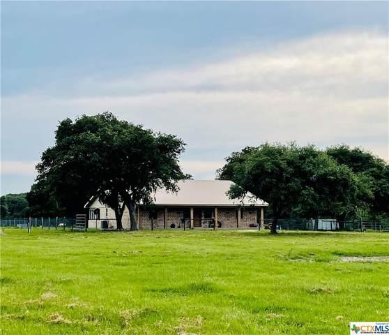 1400 County Road 126, Edna, TX 77957 (MLS #447201) :: Rebecca Williams