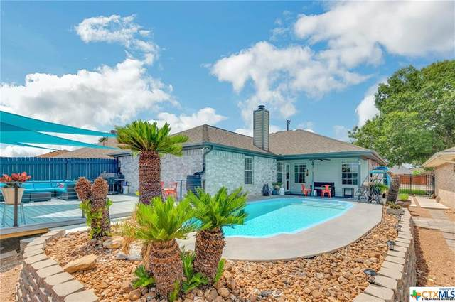 1250 Buttercup, New Braunfels, TX 78130 (MLS #447211) :: The Zaplac Group