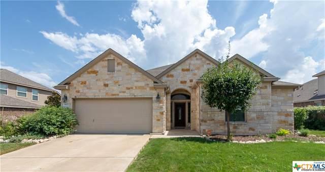 6602 Serpentine Drive, Killeen, TX 76542 (MLS #447217) :: Rebecca Williams