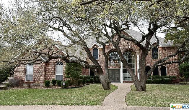 1016 Crescent Drive, Belton, TX 76513 (MLS #447222) :: The Barrientos Group