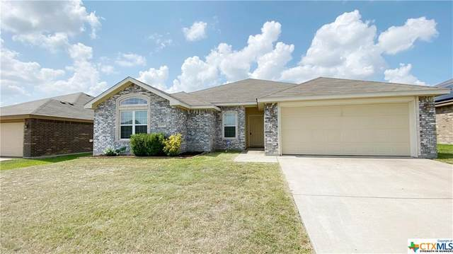 2104 Golden Eagle Drive, Killeen, TX 76549 (MLS #447225) :: The Barrientos Group