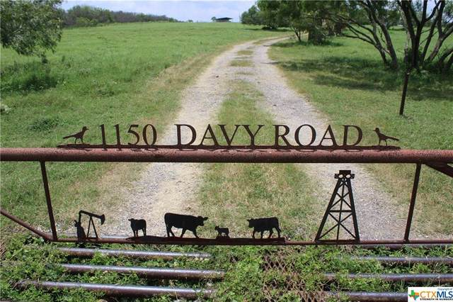 1150 Davy Road, Yorktown, TX 78164 (MLS #447244) :: Kopecky Group at RE/MAX Land & Homes