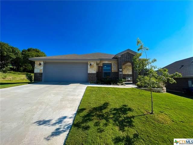 1037 Republic Circle, Copperas Cove, TX 76522 (MLS #447264) :: Kopecky Group at RE/MAX Land & Homes