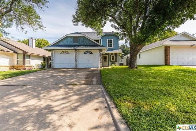2806 San Jacinto Road, Temple, TX 76502 (MLS #447268) :: The Barrientos Group