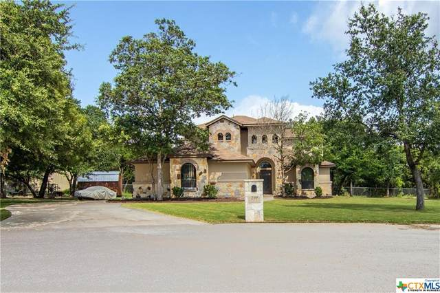 259 Canaan Drive, Belton, TX 76513 (MLS #447296) :: The Barrientos Group