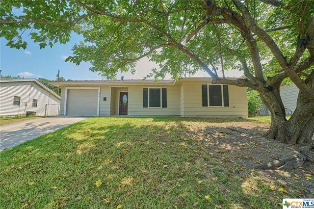 706 Traci Drive, Copperas Cove, TX 76522 (MLS #447299) :: The Barrientos Group