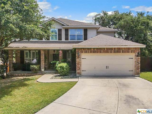 798 San Mateo, New Braunfels, TX 78132 (MLS #447307) :: Rutherford Realty Group