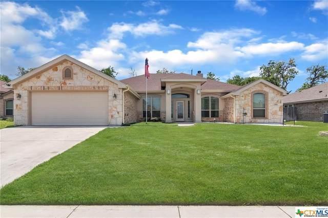 1404 Granex Drive, Killeen, TX 76542 (MLS #447317) :: The Barrientos Group
