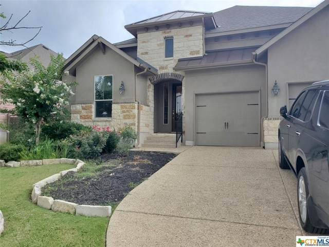 32161 Mustang Hill, Bulverde, TX 78163 (#447330) :: Realty Executives - Town & Country