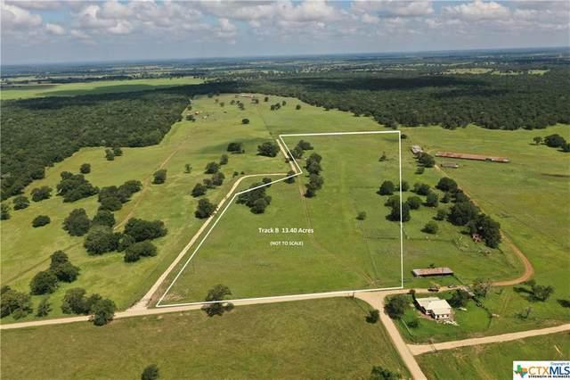 3029 (Tract B) Mule Creek Road, Harwood, TX 78632 (MLS #447348) :: Rebecca Williams