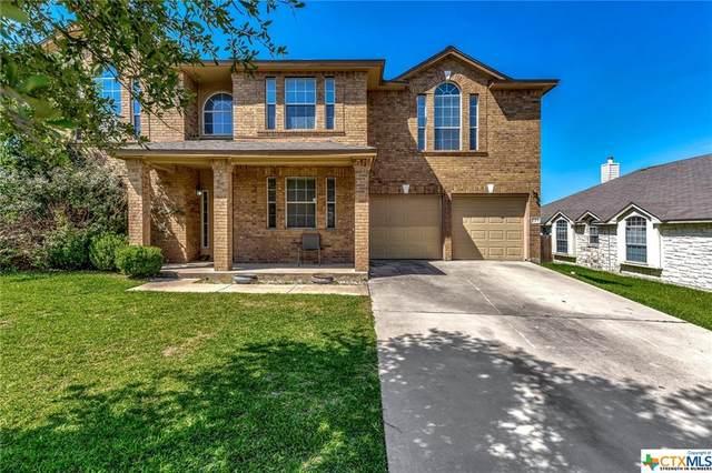 223 Lottie Lane, Harker Heights, TX 76548 (MLS #447349) :: Rebecca Williams