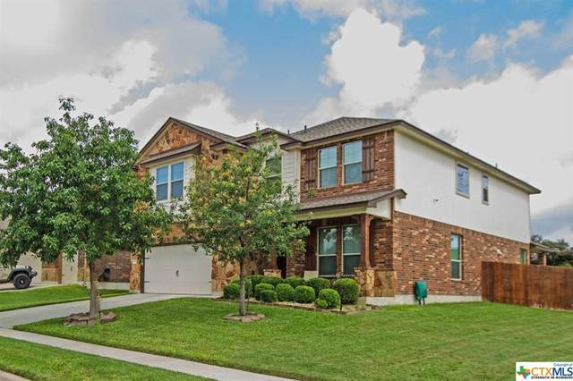 5503 Red Pine Drive, Killeen, TX 76542 (MLS #447357) :: Brautigan Realty