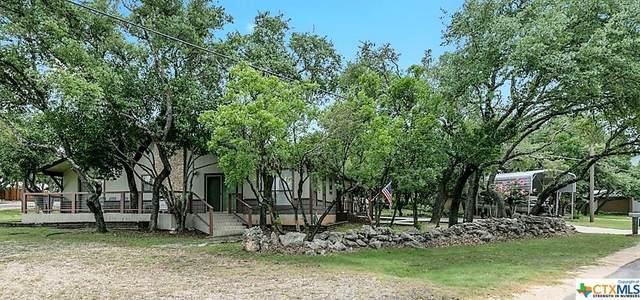 1860 Patty Drive, Canyon Lake, TX 78133 (#447360) :: Realty Executives - Town & Country