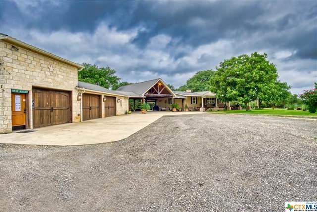 3095 Ranch Road 165 Ranch Road 165, Blanco, TX 78606 (MLS #447368) :: Vista Real Estate