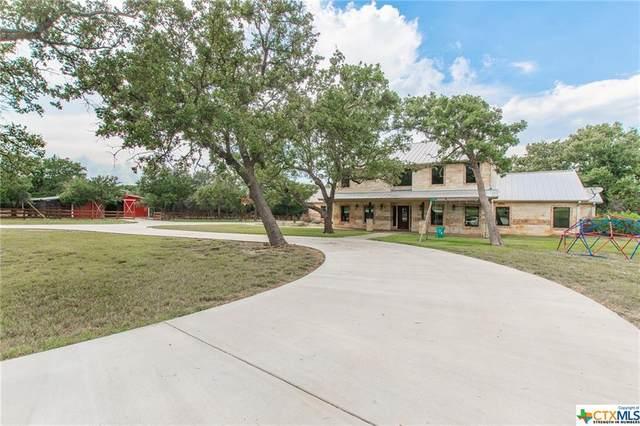 1130 Eastern Oaks, Florence, TX 76527 (MLS #447377) :: Brautigan Realty